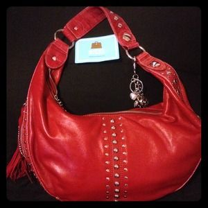 Handbags - ❌SOLD Locally❌KATHY VAN ZEELAND shoulder bag.