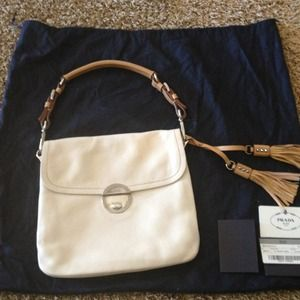 Authentic Leather Prada bag Reduced Again 