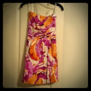 Dresses & Skirts - Pretty water color wash dress