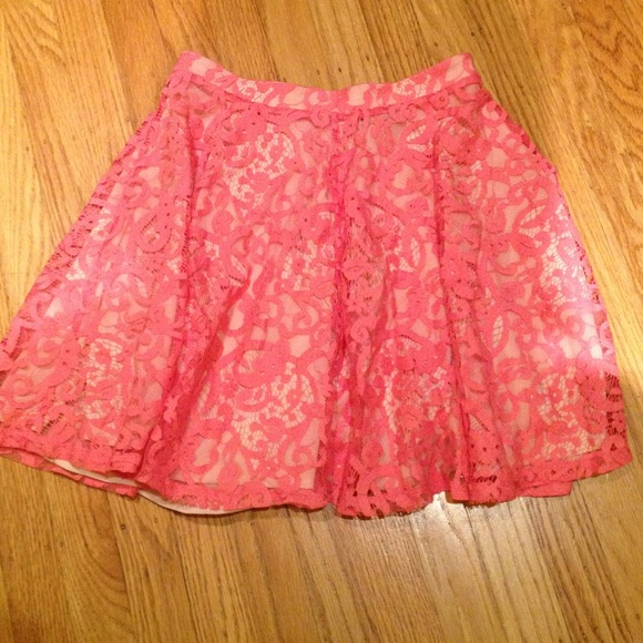 H&M Skirts - Pink skirt