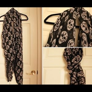 Accessories - 💜 Skull Scarf 💜
