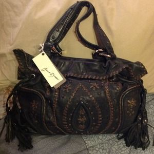 Brand new!!! Handbag Junior Drake