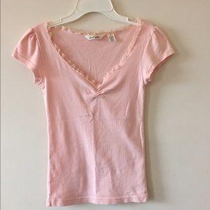Tops - Women petite S pink tops
