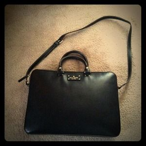kate spade Handbags - ✨RESERVED✨NWT Kate Spade laptop bag Wellesley
