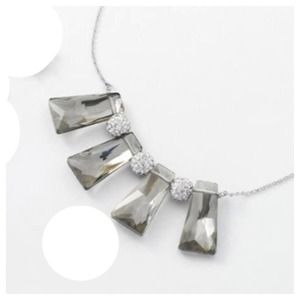 Jewelry - Swarovski Crystals Statement Necklace