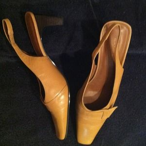 Brand new never worn size 8.5 Bandilino sling back