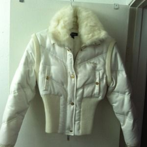 bebe Jackets & Blazers - REDUCED Bebe winter jacket