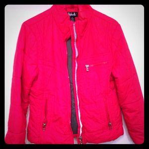 Jackets & Blazers - Light Winter Jacket Red
