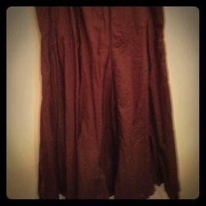 Dresses & Skirts - Long Broom Skirt