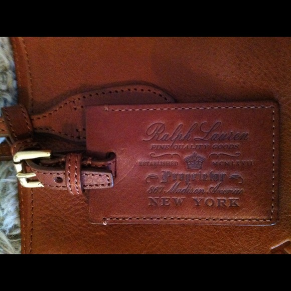Ralph Lauren Bags - Reserved for @haleyh