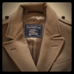Burberry Outerwear - Authentic Burberry Vintage 1970s  Coat