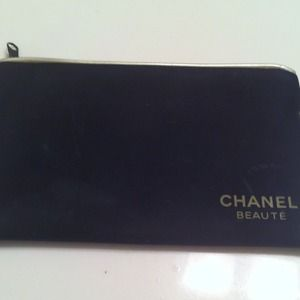 CHANEL Accessories - Chanel makeup bag