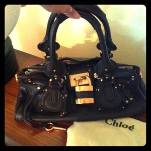 Chloe Handbags - Authentic Chloe Paddington 👜 Chocolate Brown
