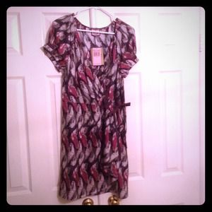 Authentic Juciy couture wrap dress