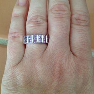 🔥FLASH SALE🔥Amethyst Silver Ring