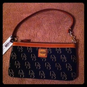 Dooney & Bourke Clutches & Wallets - Reduced Dooney&Bourke wristlet!