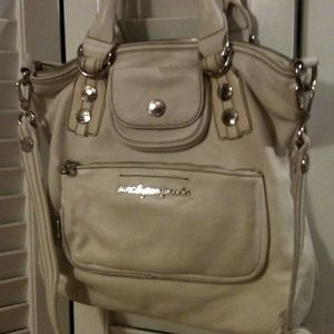 Marc by Marc Jacobs Handbags - Marc by Marc Jacobs white leather hobo bag