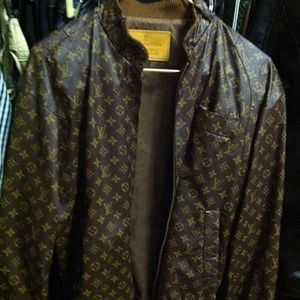 Louis Vuitton Jackets & Blazers - AUTHENTIC LV UNISEX JACKET..NEG😉
