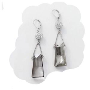 Jewelry - Swarovski Crystals Earrings