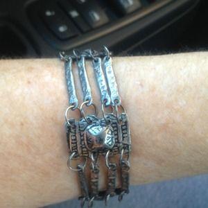 Jewelry - Silver vintage bracelet