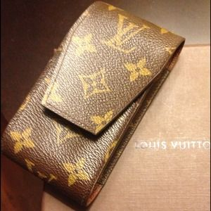 Louis Vuitton Other - Authentic Louis Vuitton cigarette case