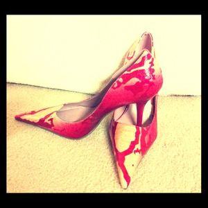 Old style stilettos