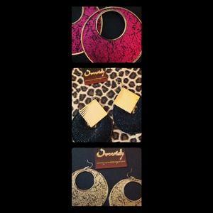 Jewelry - ✨Buy 4 Earrings, Get 1 FREE✨