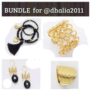 Jewelry - BUNDLE for @dhalia2011