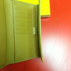 FENDI Bags - Fendi Checkered Wallet Deadstock Brand New
