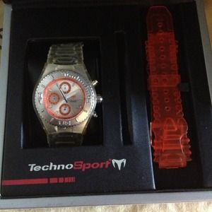Accessories - Techno marine watch