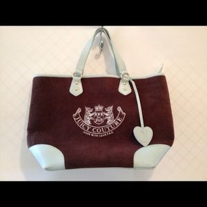 Authentic Juicy Couture Large Bag