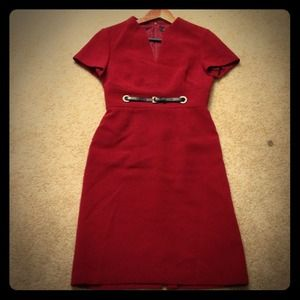 Tahari Dresses & Skirts - Sexy Bold Red Tahari Dress Suit