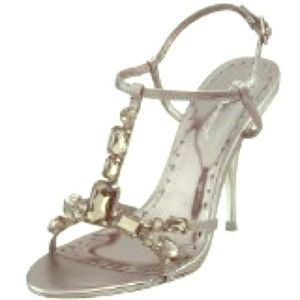 "BCBG ""Lisa"" t-strap stilleto"