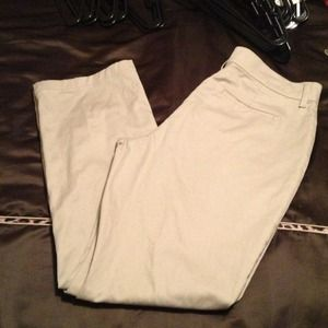 Pants - Khaki Lee Rider pants