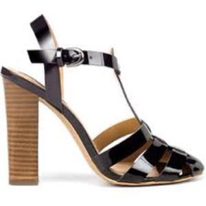 Zara Shoes - Reserved. Zara Jelly Strap High Heel Shoes