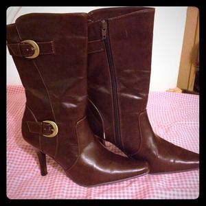 """Chinese Laundry """"Street Girl"""" mid-calf boots"""