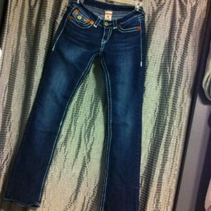 True Religion Denim - 💙SOLD💙 True Relugion size 27