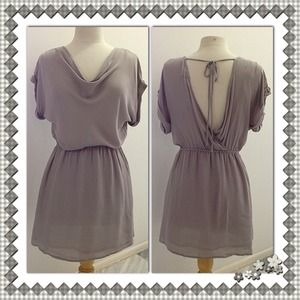 Dresses & Skirts - 🔱NEW🔱 grey dress