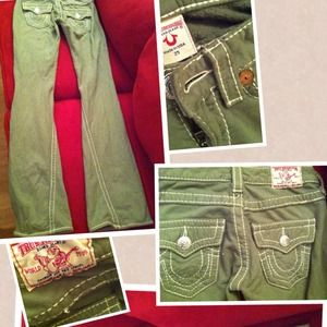 True Religion Denim - 🎀🎀 Authentic True Religion 🎀🎀