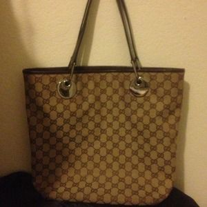 Gucci Handbags - ✨Authentic ✨Gucci eclipse shopper tote bag