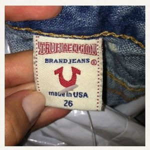 True Religion Denim - 🔴✋reserved trade!✋🔴True religion