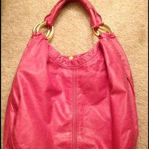 Miu miu pink big bag