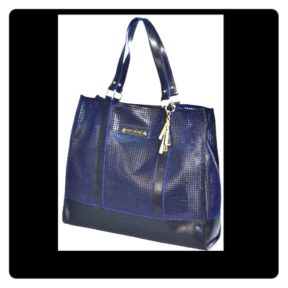 Juicy Couture Handbags - Perforated mesh Juicy Couture tote