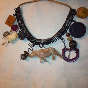 Jewelry - ONE OF A KIND STATEMENT NECKLACE