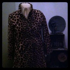Reduced! Zara leopard jacket