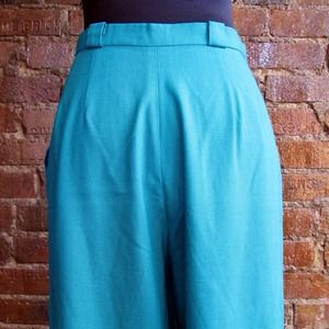 vintage Pants - HALF OFF SALE | ✨Vintage✨ Jade Green Trousers