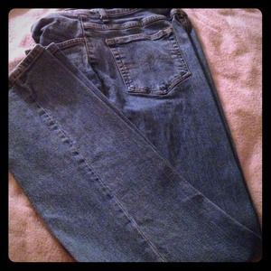 Pants - Faded Glory Stretch blue jeans used