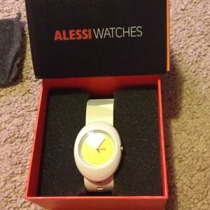 Alessi  Accessories - An original Alessi watch!