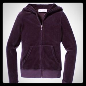 Juicy Brown Original Velour Hoodie