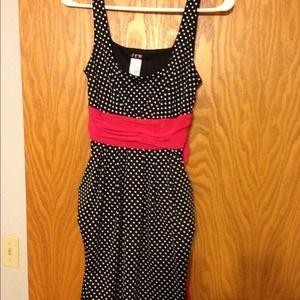 **** Price reduced**** Polka dot dress